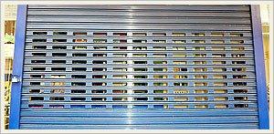 persianas metálicas de chapa galvanizada