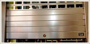 persianas de aluminio de extrusión